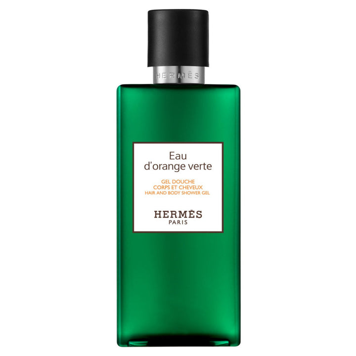 Hermès - Eau d'Orange Verte, Hair and body shower gel - escentials.com