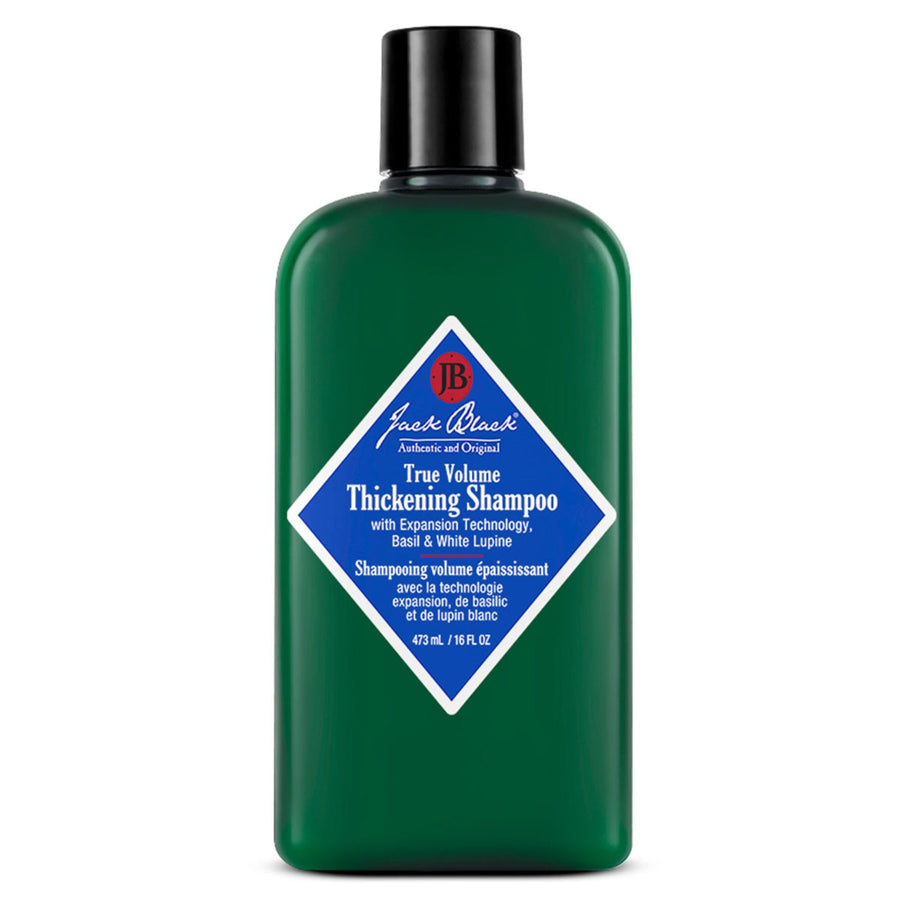Jack Black - True Volume Thickening Shampoo - escentials.com