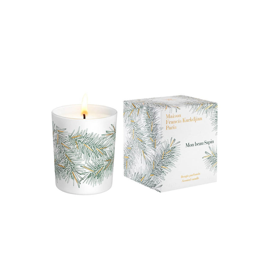 Maison Francis Kurkdjian - Mon beau Sapin Scented Candle - escentials.com