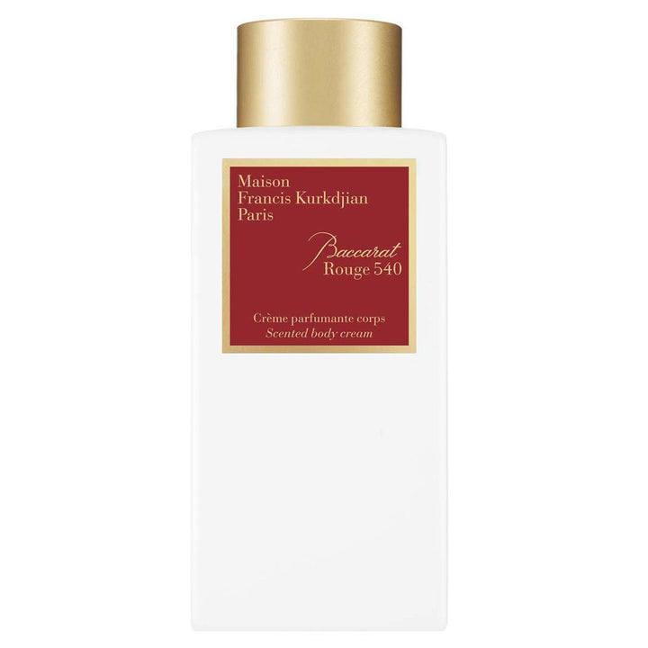 Maison Francis Kurkdjian - Baccarat Rouge 540 Scented Body Cream - escentials.com