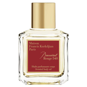 Maison Francis Kurkdjian - Baccarat Rouge 540 Scented Body Oil - escentials.com