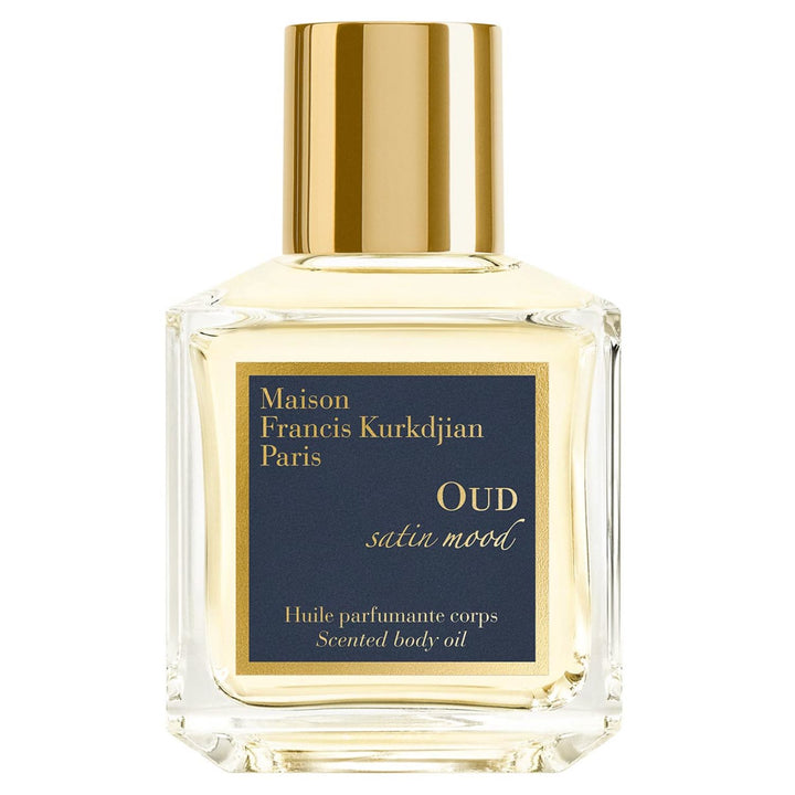 Maison Francis Kurkdjian - OUD Satin Mood Scented Body Oil - escentials.com