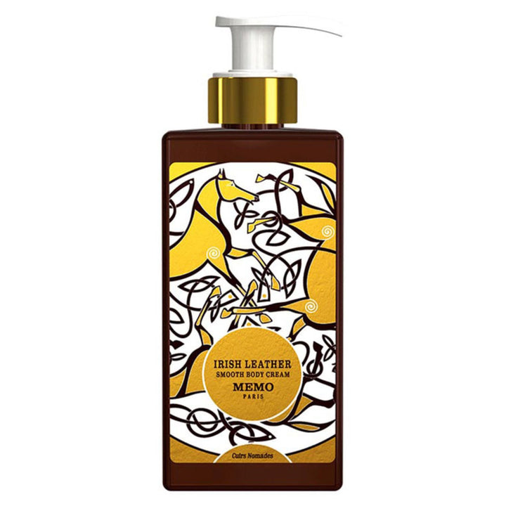 Memo Paris - Irish Leather Smooth Body Cream, 250ml - escentials.com