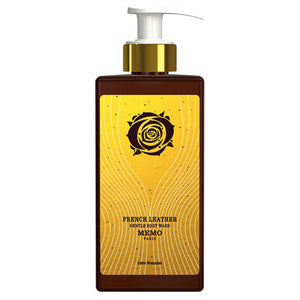 Memo Paris - French Leather Gentle Body Wash, 250ml - escentials.com