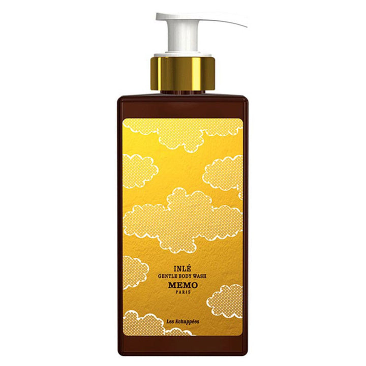 Memo Paris - Inle Gentle Body Wash, 250ml - escentials.com