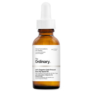 The Ordinary - 100% Organic Cold-Pressed Rose Hip Seed Oil - escentials.com