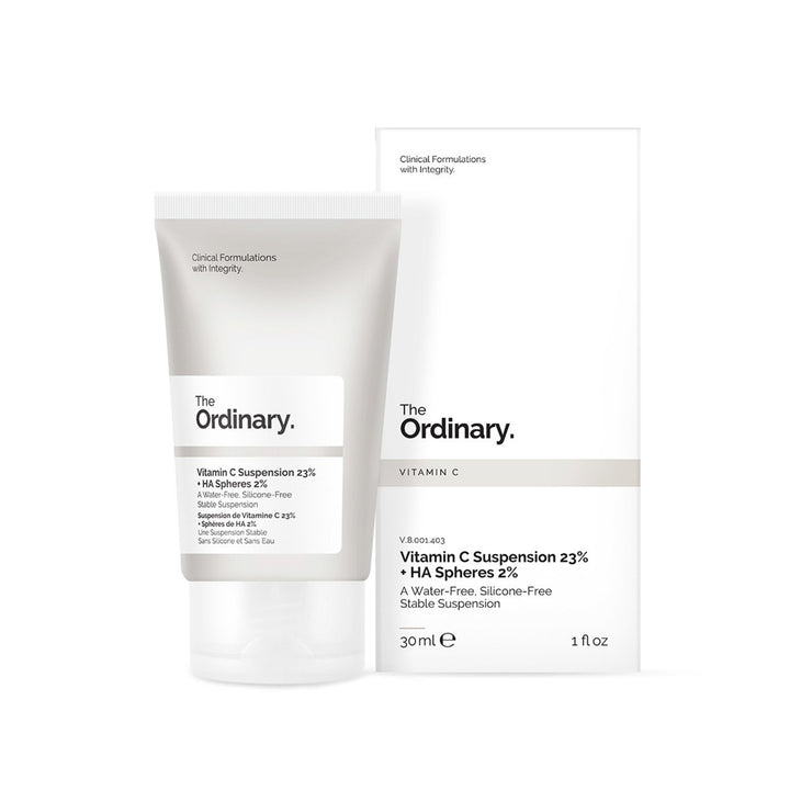 The Ordinary - Vitamin C Suspension 23% + HA Spheres 2% - escentials.com