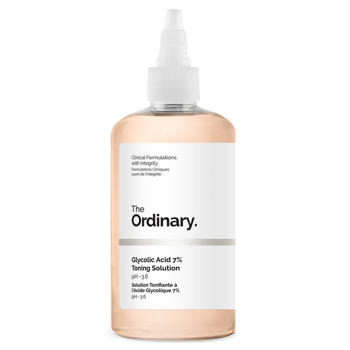 The Ordinary - Glycolic Acid 7% Toning Solution - escentials.com