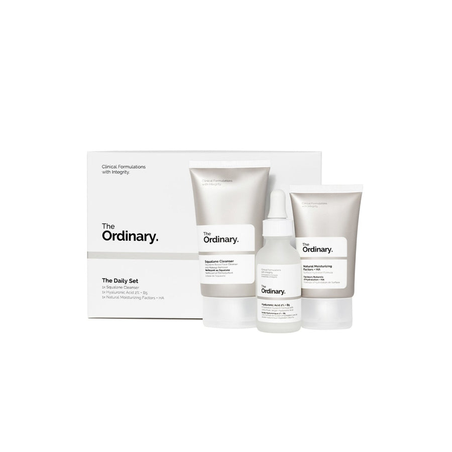 The Ordinary - The Daily Set - escentials.com