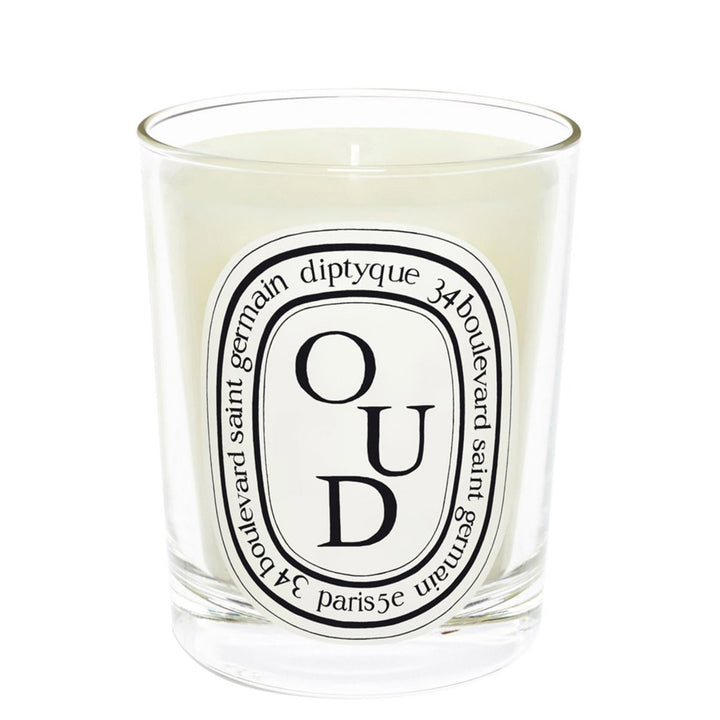 diptyque - Oud Scented Candle - escentials.com