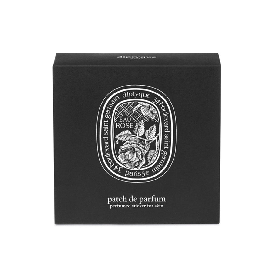 diptyque - Perfumed Sticker For Skin Eau Rose - escentials.com