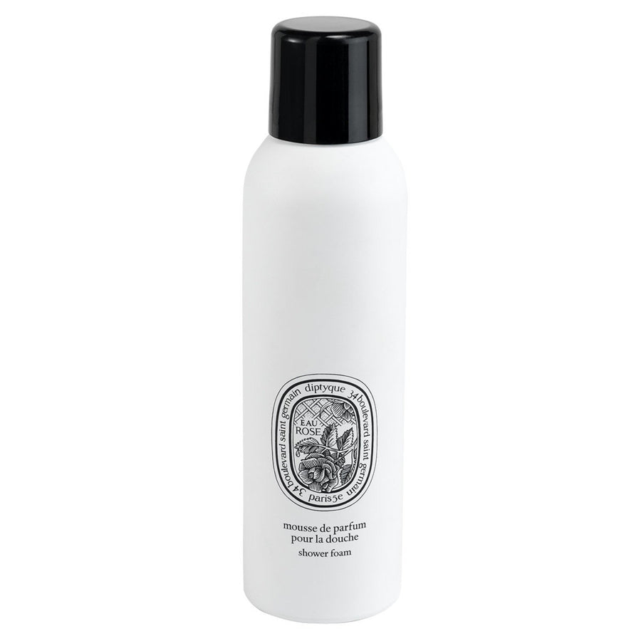 diptyque - Eau Rose Shower Foam - escentials.com