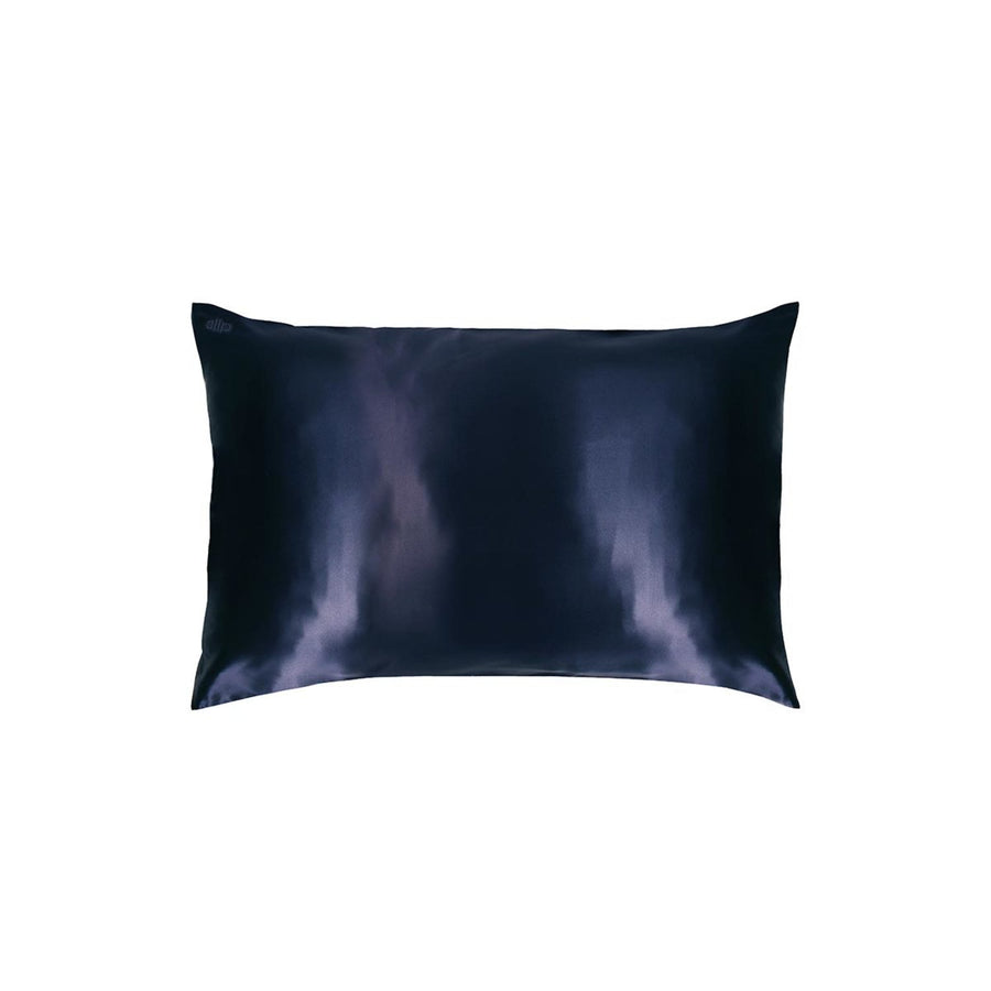 Slip - Pillowcase - Navy - King - escentials.com