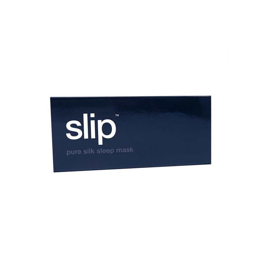 Slip - Sleep Mask - Navy - escentials.com