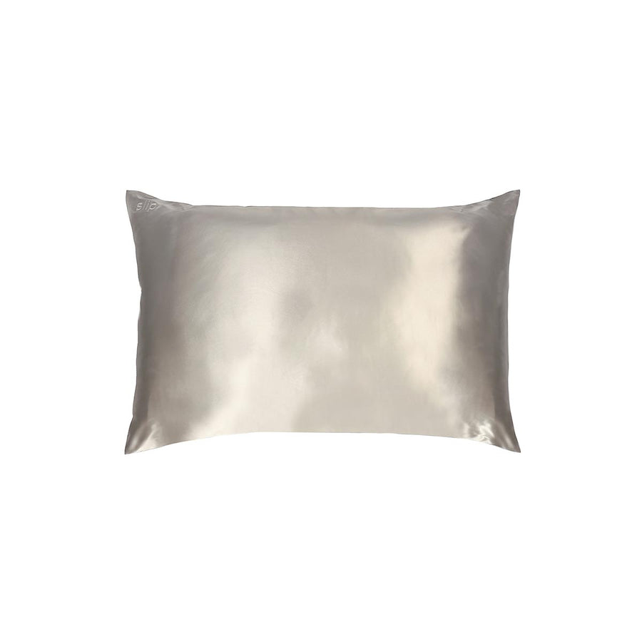 Slip - Silver Queen Envelope Pillowcase - escentials.com