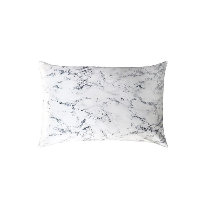 Slip - Pillowcase - Marble - King - Zippered - escentials.com
