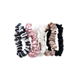 Slip - Midi Scrunchies - Mixed - escentials.com