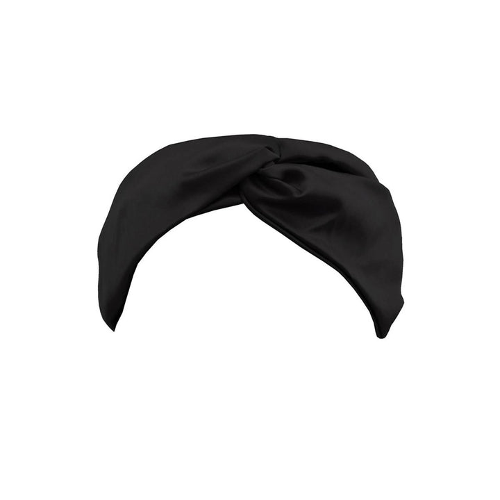 Slip - Black Twist Headband - escentials.com