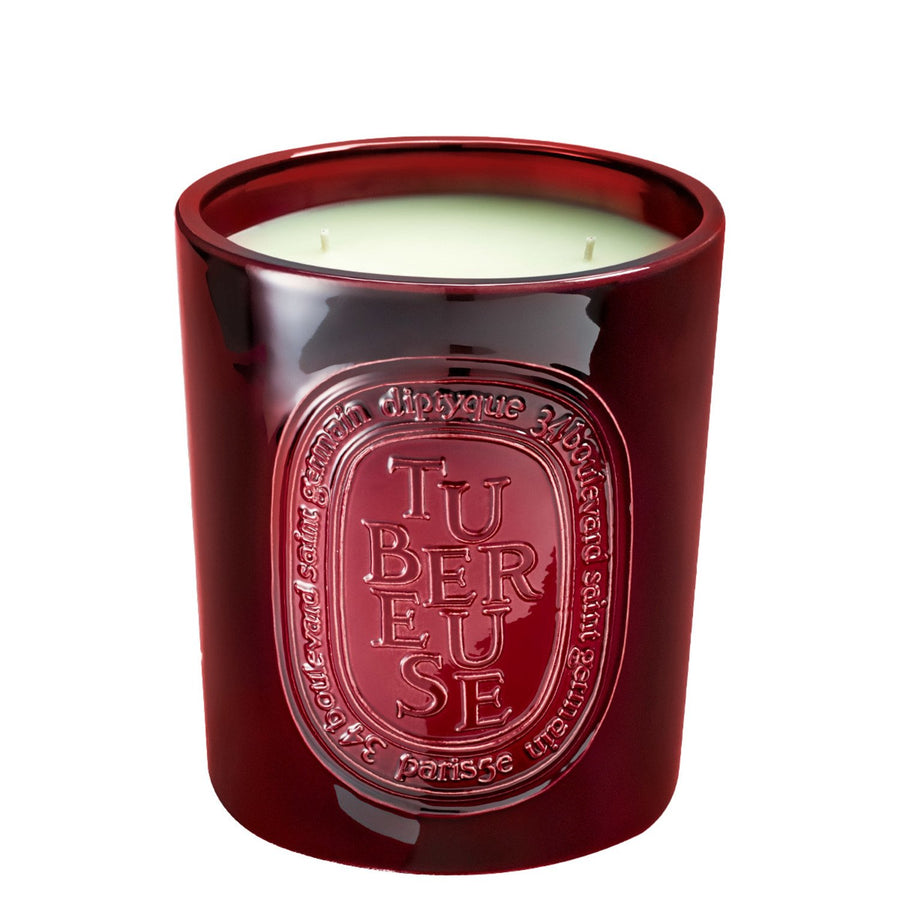 diptyque - Giant Scented Candle Tubéreuse - escentials.com