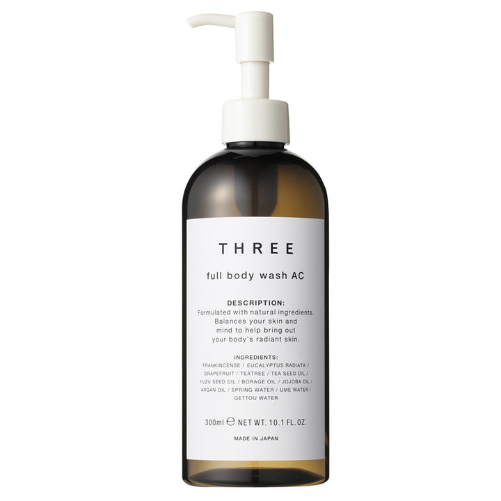 THREE - Full Body Wash AC - escentials.com