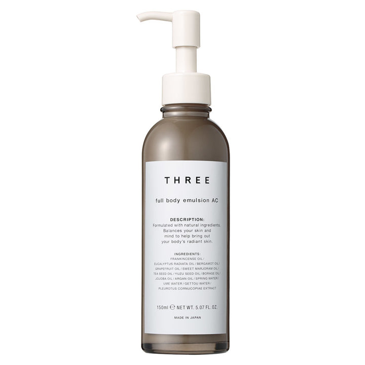 THREE - Full Body Emulsion AC R - escentials.com
