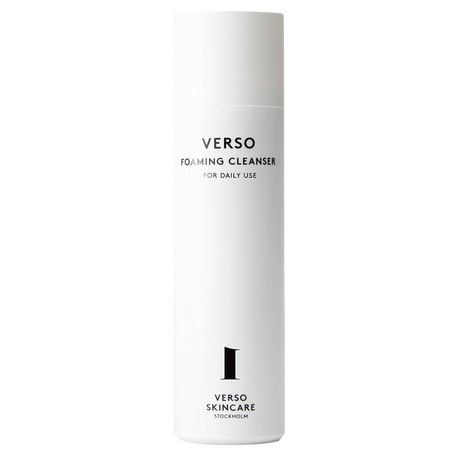 Verso - Foaming Cleanser - escentials.com