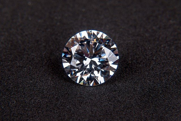Brillant - 0,86 ct. - HRD-Zertifikat