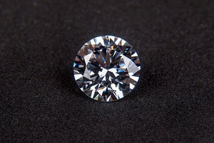 Brillant - 0,35 ct. - HRD-Zertifikat