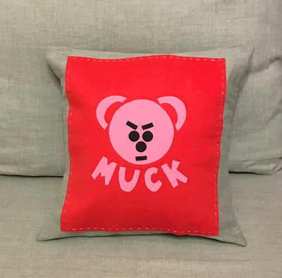 MUCK RED/PINK