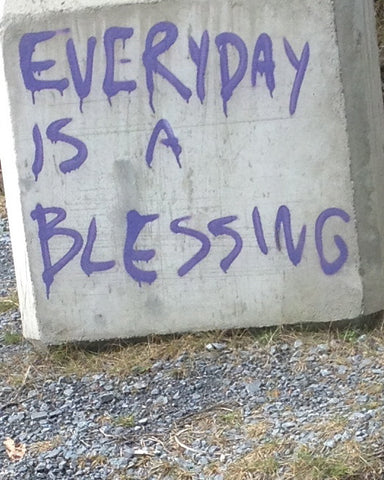 EVERY DAY IS A BLESSING