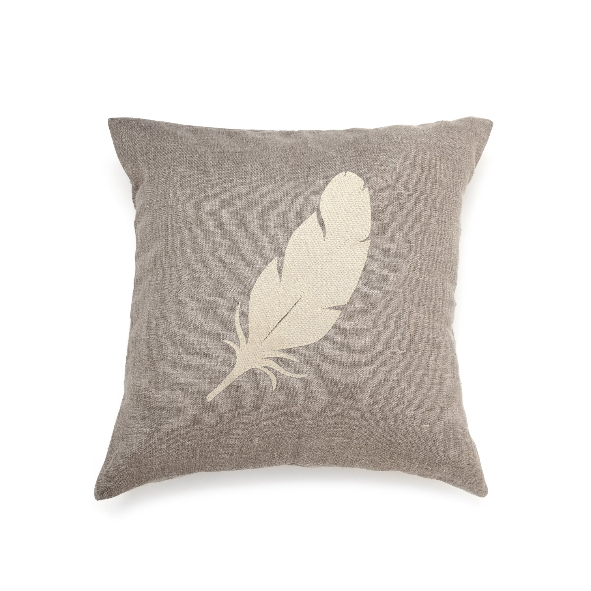Cashmere Cream Feather