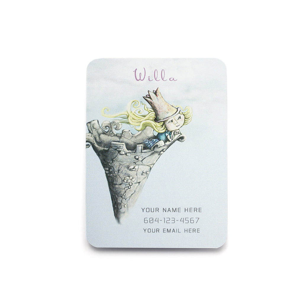 In the Clouds Play Date Card