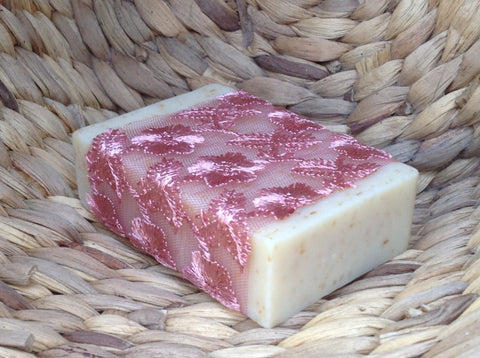 cream soap. moisturising and exfoliating (best pick)