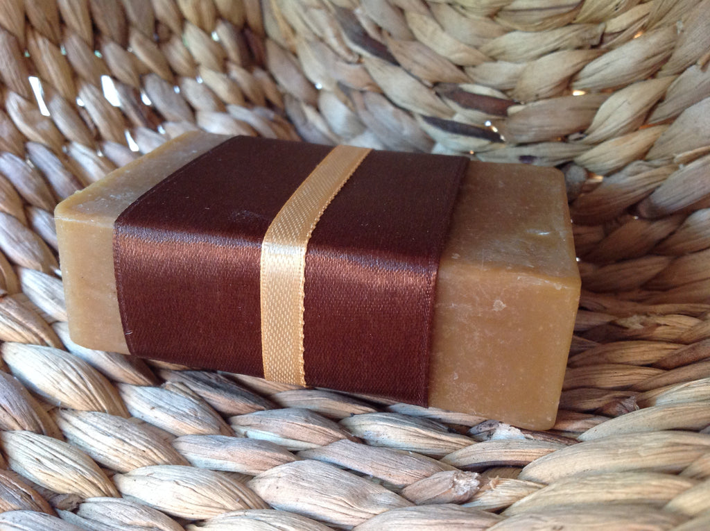 honey soap. moisturising