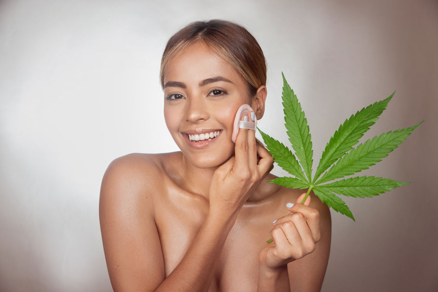 CBD To Fight Skin Aging