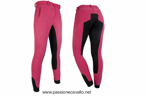 Pantaloni donna South Dakota, silicone totale – Tessuto: 93% nylon, 7% elastan.