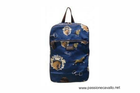 Royal equestrian rucksack Bag  29 x 40 x 12