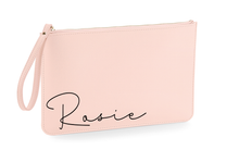 Load image into Gallery viewer, Personalised Boutique Clutch Bag Thimberly