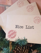 Load image into Gallery viewer, Personalised Santa Letter