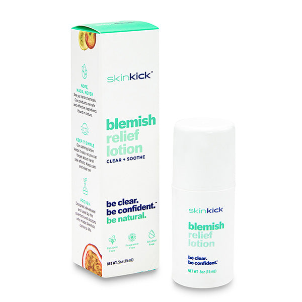 Blemish Relief Lotion