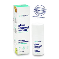 Glow Renewal Serum-Designed