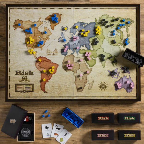 Risk Deluxe Edition