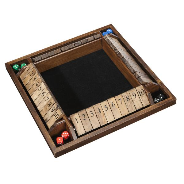 Shut the Box - 4 Player