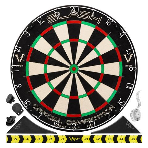Viper Slash Sisal Dart Board