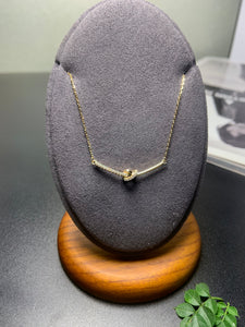 The Crossover Necklace