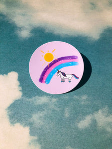 Unicorn Sticker