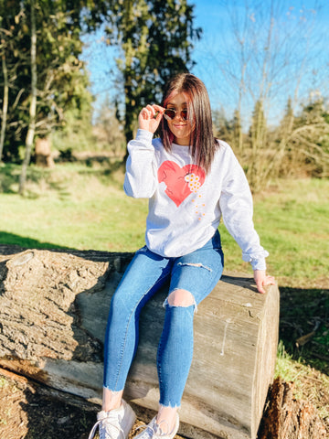 Hopeful Heart Sweatshirt
