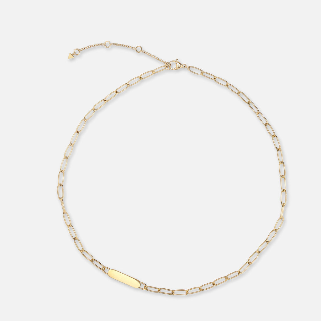 North North North Birger Necklace Gold