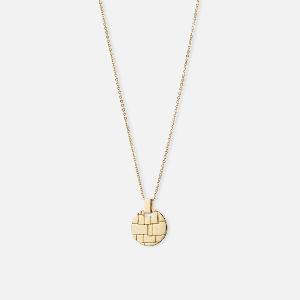 North North North Gold Necklace | Jean-Paul Necklace Gold