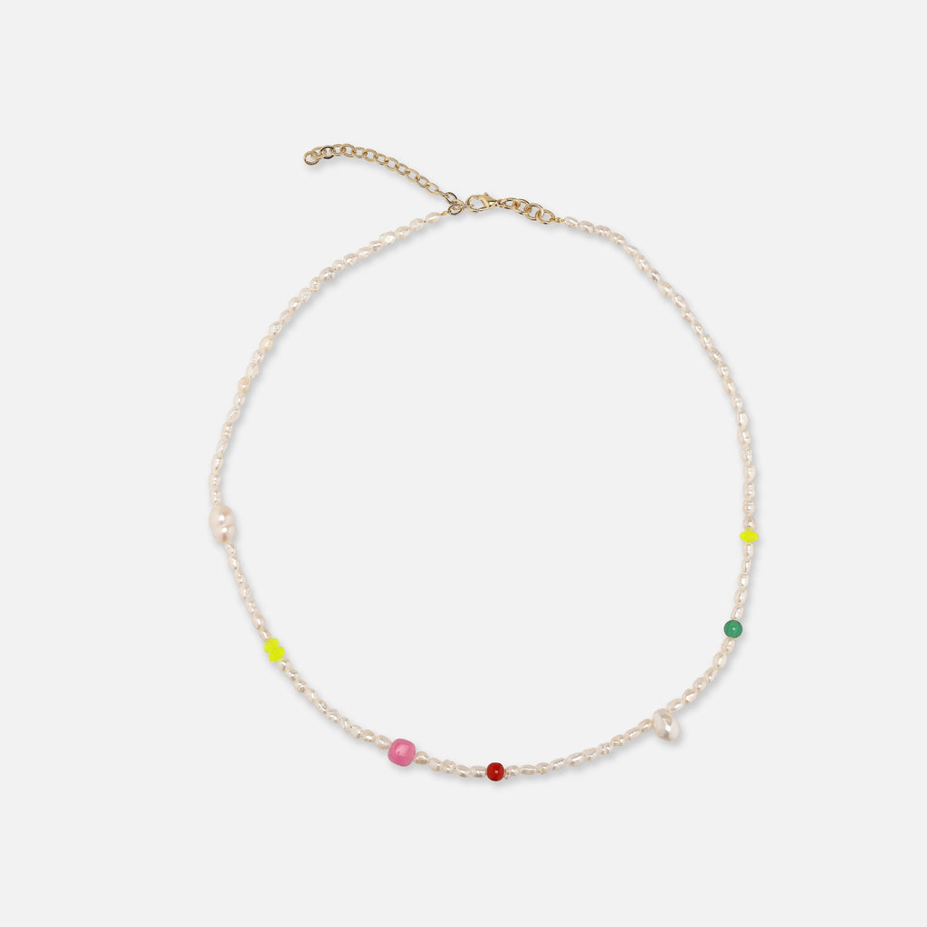North North North Pearl Necklace | Harald Necklace Gold